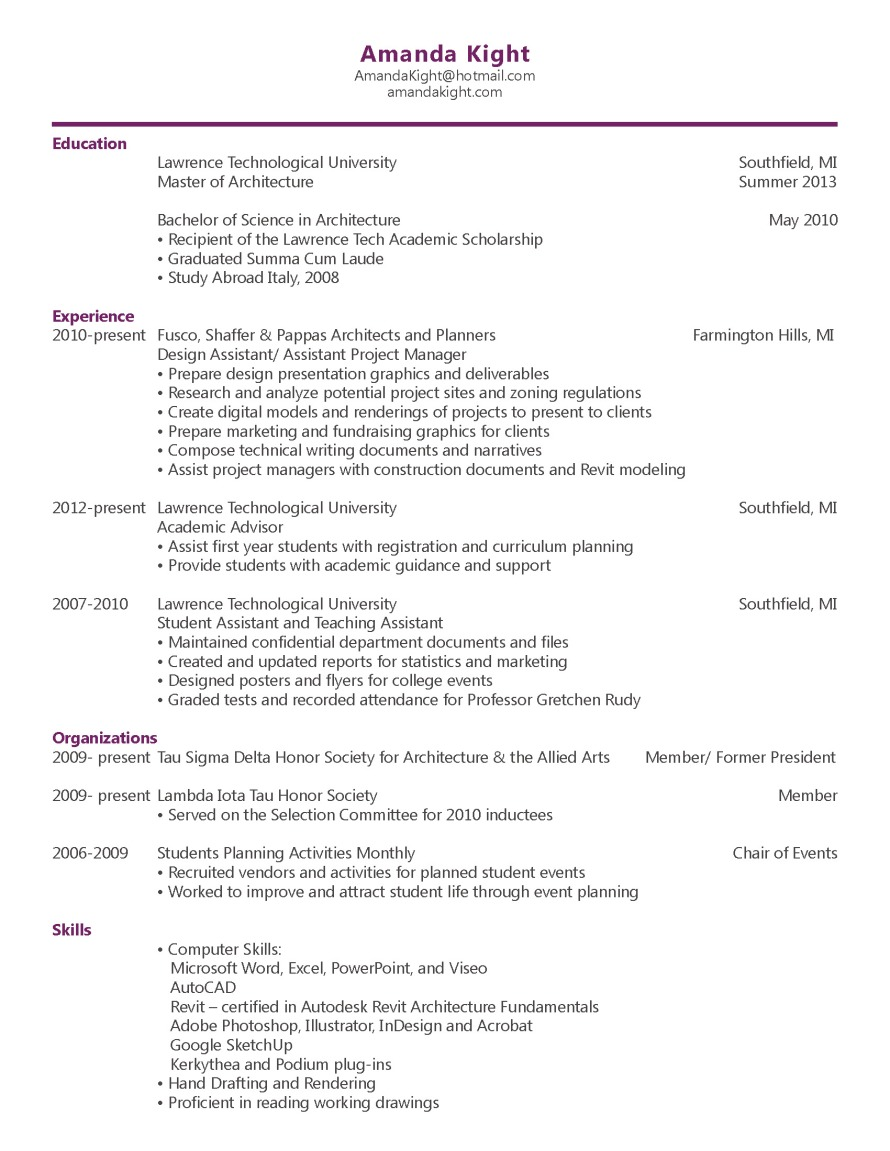 Kight Resume_2013