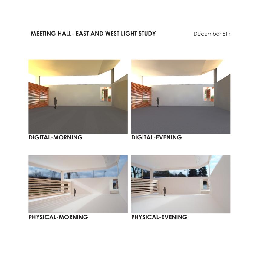 Meeting Hall Study