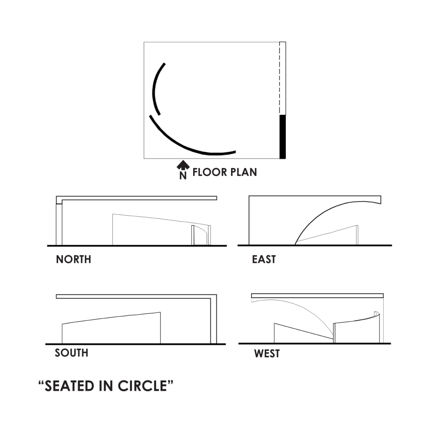 Seated in Circle Plans